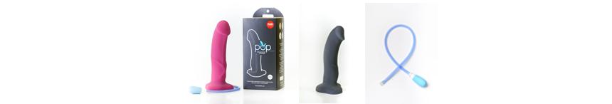 Lesbian Sex toy POP